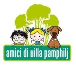 logoamicivillapamphilj